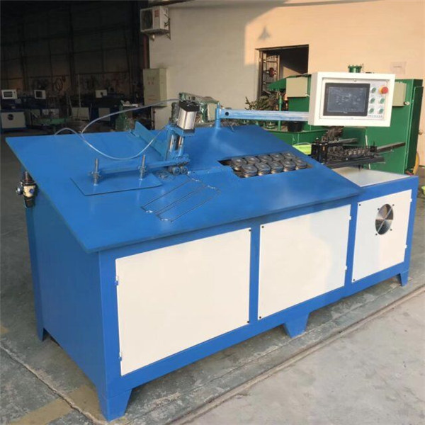 2D CNC د اتوماتیک تیلو تار موجودي ماشین