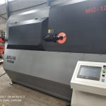 4-12mm هیدرولیک اتوماتيک CNC 2D تار د موټرو موټرو ماشینر