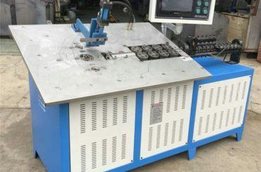 د وړو پلور پلورل 3d فولاد تار د ماشین CNC 2d تار موجودي ماشین قیمت جوړوي