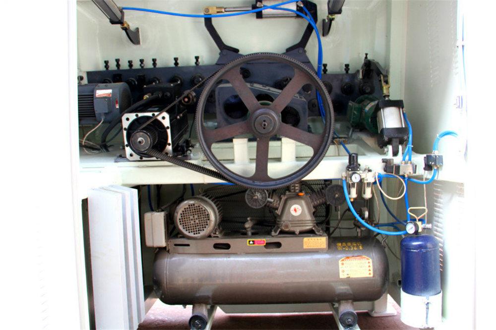 د CNC تار موجودي ماشین 4