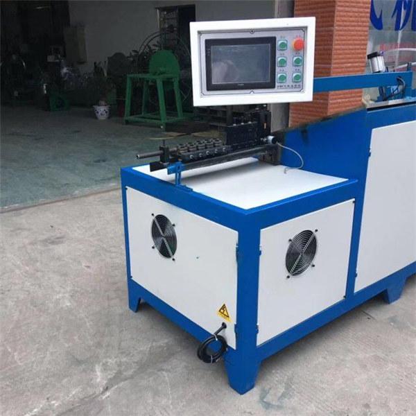 6mm د فلزي تار د هینجر موټرې ماشین د پوټینال پوټین ډیزاین CNC تار بینډ